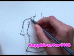 How To Draw Girl Shirts How To Draw Manga Clothing T Shirt Pants Skirt Dress Part 1 2