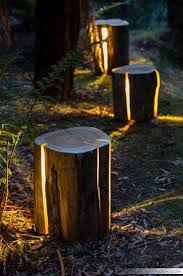 Tree Stump Seats Best 10 Tree Stump Furniture Ideas On Pinterest Tree Stumps