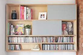 plywood wall hanging cabinet