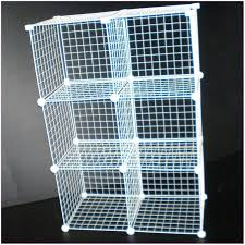 grid wire modular shelving and storage cubes connectors wire storage cubes grid wire modular shelving and