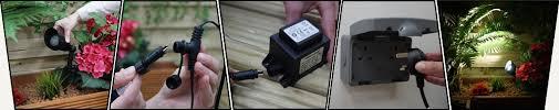 techmar low voltage garden lights 12v