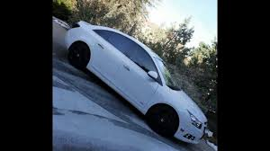 2012 Chevy Cruze LTZ RS - YouTube