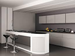 Brilliant Modern Kitchen Cabinet Doors The Function Of Glass Inside Design