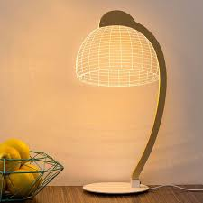 by bulbing dome retro modern desk lamp light contemporary led table lamp luxury modern