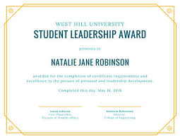 Recognition Awards Certificates Template Recognition Awards Certificates Customize 534 Award Certificate