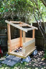 how to build a playhouse building a diy backyard playhouse