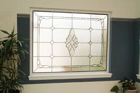bathroom stained glass beveled window bsg 9
