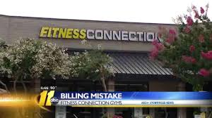 fitness connection billing blunder makes members sweat
