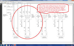power window just stopped working fordforumsonline com passenger window switch diagram png