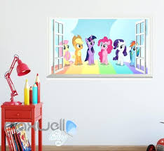 my little pony wall stickers my little pony wall decor photos wall painting ideas large my