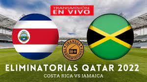 Costa Rica vs Jamaica en vivo ...