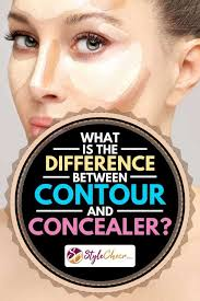 what is the difference between contour