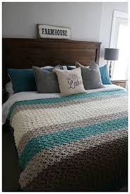 King Size Crochet Blanket Pattern