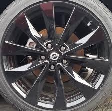 Nissan Maxima Bolt Pattern Best Nissan Maxima 48 OEM Alloy Wheels Midwest Wheel Tire