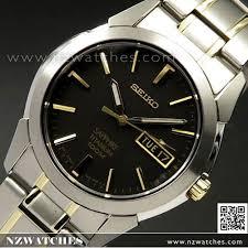 17 best ideas about seiko titanium seiko watches seiko titanium sapphire 100m two tones mens watch sgg733p1