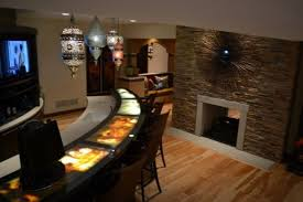 40 inspirational home bar design ideas for a stylish modern homeawesome home bar encased in stone