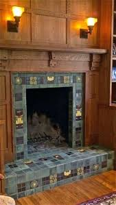 craftsman style fireplace mantel designs craftsman paneling fireplace mantel art tile north home decorators collection blinds
