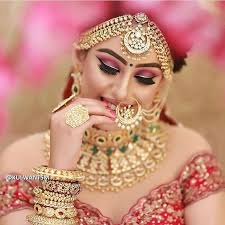bridal makeup trends for 2019 for a