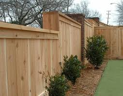 Wood Fence Wood Fence Installation 1 Nongzico
