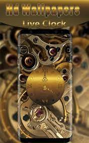 Clock Live Wallpaper: Live Analog Clock ...
