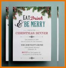 Free Christmas Invitation Template 9 10 Christmas Invite Template Free Juliasrestaurantnj Com