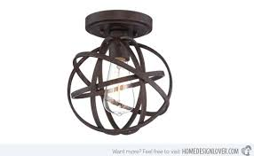 industrial flush mount ceiling lights. Farmhouse Flush Mount Ceiling Light Thedailyqshow With Industrial Lights I