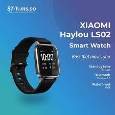 Jual <b>Haylou LS02 1.4 inch</b> LCD Screen Smart Watch Bluetooth ...