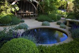 Small Picture Garden Design Garden Design with Millstone water features with