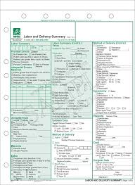 Labor And Delivery Charting Products Documentation Hospitals Clinics Maternal