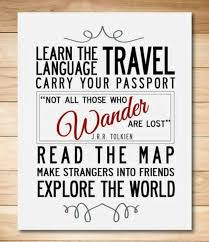 Travel The World Quotes New 48 Inspiring And Awesome Travel Quotes For Backpackers