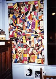 Crazy quilting - Wikipedia &  Adamdwight.com