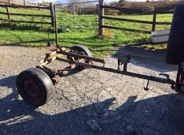 Round Bale Mover Spike Quad Jeep For Sale in Ballyconneely, Galway ...