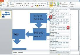 How To Make A Flowchart In Powerpoint Best Way To Make A Flow Chart In Powerpoint 2010