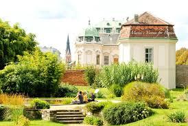 in vienna s botanical garden a golden autumn afternoon