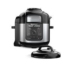 Ninja Foodi 8 Qt 9 In 1 Deluxe Xl Pressure Cooker Air