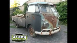 1963 Classic VW Single Cab For Sale (Project Truck ...