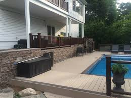 Backyard Decking Designs Gorgeous Residential Decks And Patios Staten Island NY Decks R Us