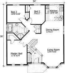 Small Picture Barrier Free Small House Plan 90209PD Architectural Designs