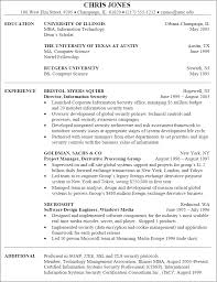 Free Job Resume Templates For Microsoft Word Resume Resume