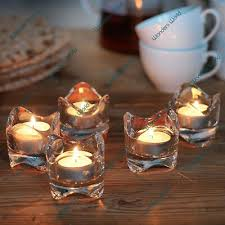nwt as shown red glass votive candle holders set of 3 in package size is 2 h x 2 5 diameter does not include candle