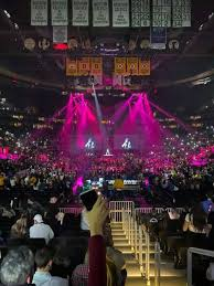 td garden section loge 7 home of