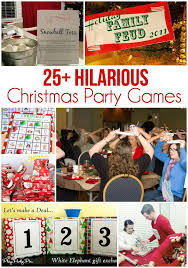 Family Christmas can be difficult! A great way to diffuse tension is an  after-dinner party game. The best collection of 25 awesome Christmas party  games, ...