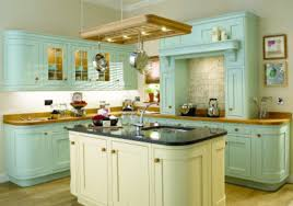 kitchens with painted cabinetsMany Different Painted Kitchen Cabinet Ideas