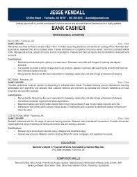 Cashier Objective Resume Examples. Objective For Cashier Resume ...