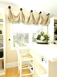 diy kitchen valance curtain diy kitchen cabinet valance