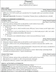 Bank Resume Template Magnificent Investment Banking Cover Letters Sample Banking Resumes Sample