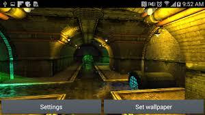 3D Magic Tunnel Parallax Live Wallpaper ...
