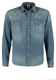 Casual Overhemd Blauw Heren Fr322f00k K12ralph Lauren Behang