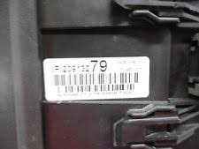 chevrolet traverse engine computers 11 2011 chevrolet traverse p20913279 fusebox fuse box relay unit module k5245 fits chevrolet traverse