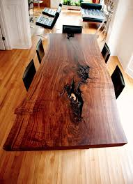 wood slab dining table beautiful:  images about live edge wood slab top dining tables on pinterest legs tables and modern wall